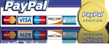 Оплата с помощью ПэйПал
