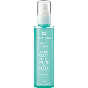 Cefine Beauty-Pro Herb Clear Gel White & Clear осветляющий пилинг-гель