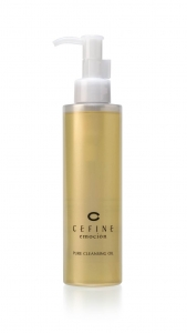 японская косметика CEFINE emoción PURE CLEANSING OIL